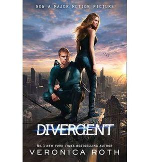 DIVERGENT FILM TIE IN