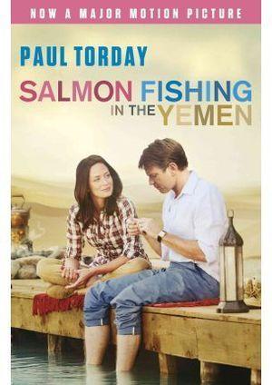 SALMON FISHING IN THE YEMEN FILM TIE-IN