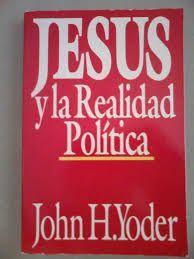 JESUS Y LA REALIDAD POLITICA