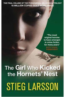 THE GIRL WHO KICKED THE HORNETS´  NEST. MILLENIUM 3