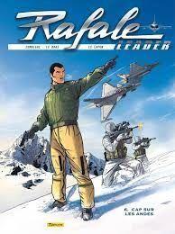 RAFALE LEADER 6. CAP SUR LES ANDES