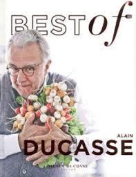 BEST OF ALAIN DUCASSE (EJEMPLAR EN FRANCÉS)