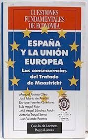 ESPAÑA Y LA UNIÓN EUROPEA