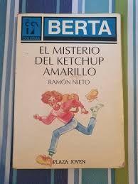 MISTERIO DEL KETCHUP AMARILLO, EL