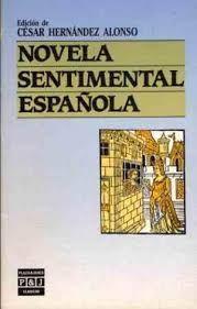 NOVELA SENTIMENTAL ESPAÑOLA
