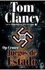 TOM CLANCY OP-CENTER. JUEGOS DE ESTADO