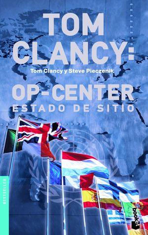 TOM CLANCY: OP-CENTER. ESTADO DE SITIO