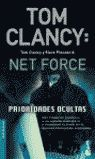 TOM CLANCY  NET FORCE. PRIORIDADES...
