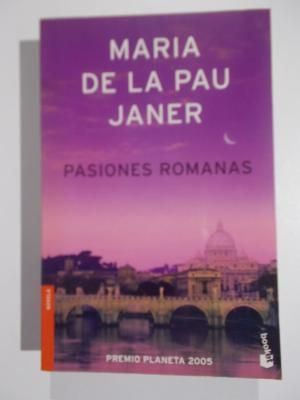 PASIONES ROMANAS (NAV.)