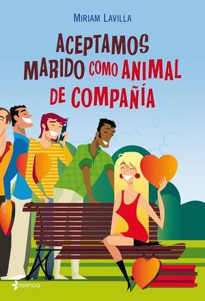 ACEPTAMOS MARIDO COMO ANIMAL DE COMPAÑÍA