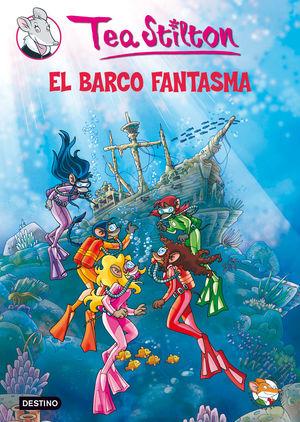 EL BARCO FANTASMA . TEA STILTON 5