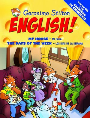 GERONIMO STILTON ENGLISH! 4
