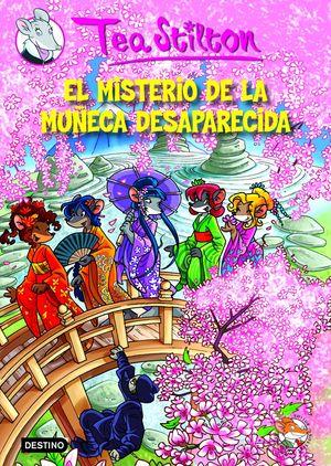 EL MISTERIO DE LA MUÑECA DESAPARECIDA . TEA STILTON 10