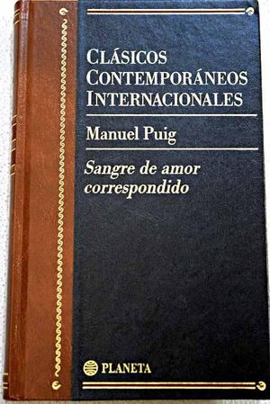 SANGRE DE AMOR CORRESPONDIDO