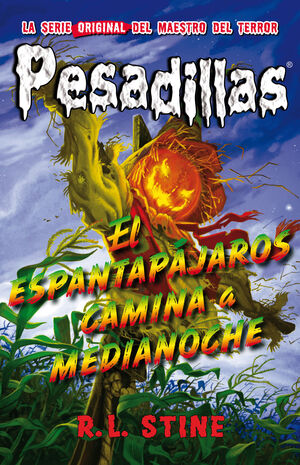 EL ESPANTAPÁJAROS CAMINA A MEDIANOCHE
