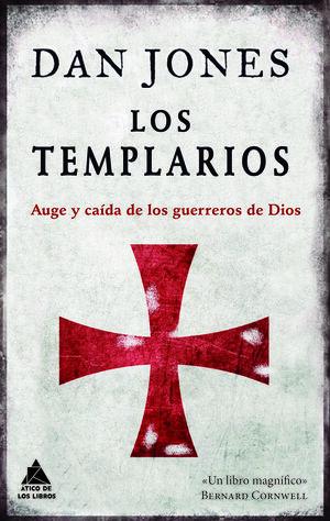 LOS TEMPLARIOS (SIN SOBRECUBIERTA)