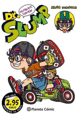 MM DR. SLUMP Nº 01