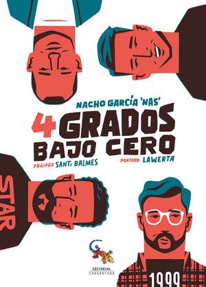 4 GRADOS BAJO 0