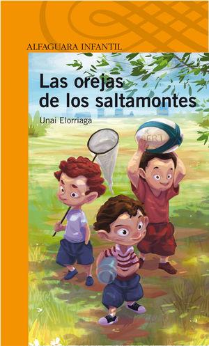 LAS OREJAS DE LOS SALTAMOTES