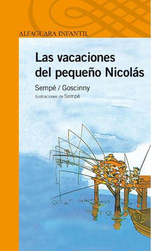 LAS VACACIONES DEL PEQUEÑO NICOLAS