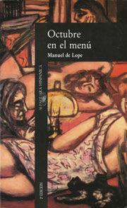 OCTUBRE EN EL MENU                ALH055