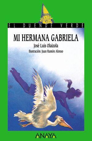 MI HERMANA GABRIELA