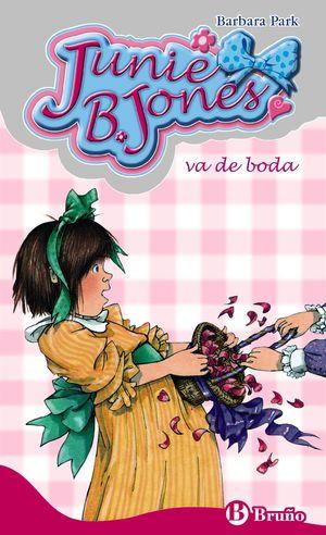 JUNIE B. JONES VA DE BODA