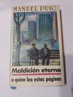 MALDICIÓN ETERNA A QUIEN LEA ESTAS PÁGINAS