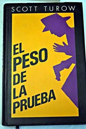 PESO DE LA PRUEBA, EL