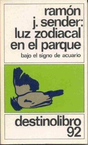 LUZ ZODIACAL EN EL PARQUE....DL