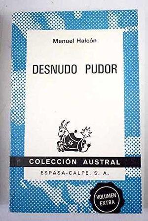DESNUDO PUDOR (C. A. N. 1535)