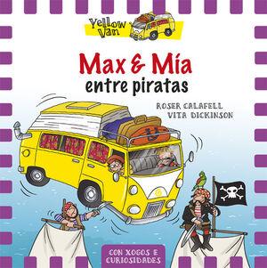 MAX E MÍA E OS PIRATAS