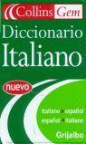 DICCIONARIO ITALIANO COLLINS GEM ITALIANO ESPAÑOL ESPAÑOL ITALIANO