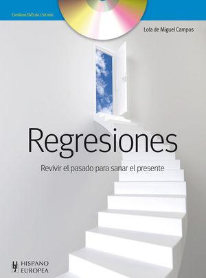 REGRESIONES (+DVD)