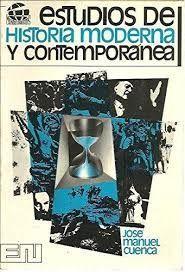 ESTUDIOS DE HISTORIA MODERNA Y CONTEMPORÁNEA