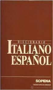 DICCIONARIO DE BOLSILLO ITALIANO-ESPAÑOL Y ESPAÑOL-ITALIANO.