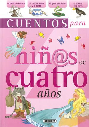CUENTOS PARA NIÑ@S DE CUATRO AÑOS