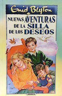 LAS AVENTURAS DE LA SILLA DE LOS DESEOS