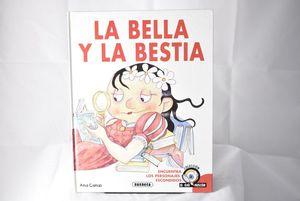 EL OJO BUSCÓN ; LA BELLA Y LA BESTIA