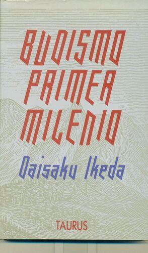 BUDISMO PRIMER MILENIO