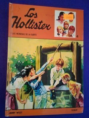 HOLLISTER Y LAS MONEDAS DE LA SUERTE, LOS.