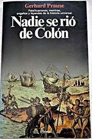 NADIE SE RIÓ DE COLÓN