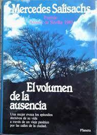 EL VOLUMEN DE LA AUSENCIA