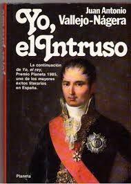 YO, EL INTRUSO (SIN SOBRECUBIERTA)