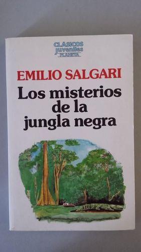 LOS MISTERIOS DE LA JUNGLA NEGRA