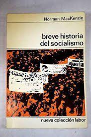 BREVE HISTORIA DEL SOCIALISMO