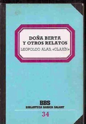 DOÑA BERTA Y OTROS RELATOS