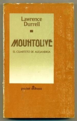 MOUNTOLIVE . EL CUARTETO DE ALEJANDRÍA