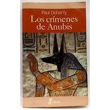 LOS CRIMENES DE ANUBIS (III)