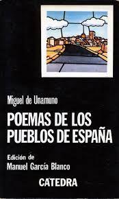 POEMAS DE LOS PUEBLOS DE ESPAÑA